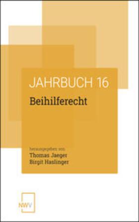 Jaeger / Haslinger | Beihilferecht | Buch | sack.de