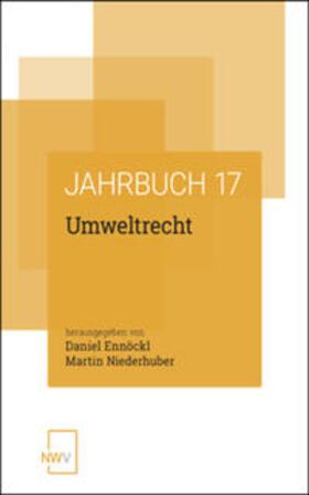 Ennöckl / Niederhuber | Umweltrecht | Buch | sack.de