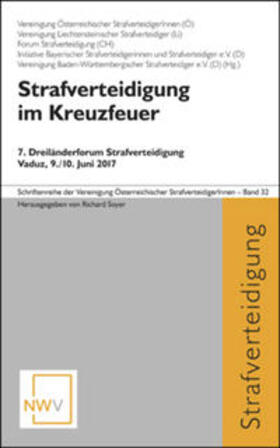 Strafverteidigung im Kreuzfeuer   Buch   sack.de
