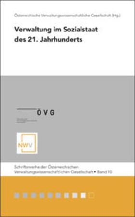 Verwaltung im Sozialstaat des 21. Jahrhunderts | Buch | sack.de