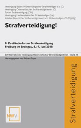 Strafverteidigung! | Buch | sack.de