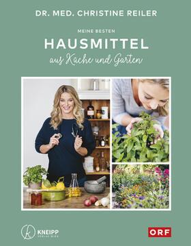Reiler | Meine besten Hausmittel | Buch | sack.de