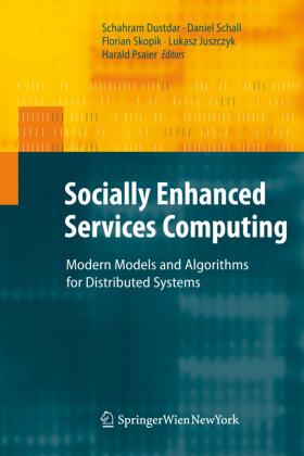 Dustdar / Schall / Psaier | Socially Enhanced Services Computing | Buch | sack.de