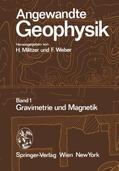 Weber / Militzer    Angewandte Geophysik   Buch    Sack Fachmedien