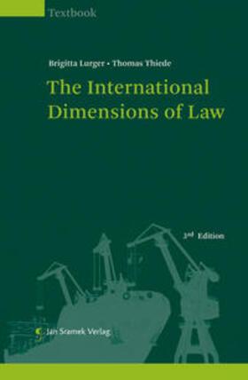 Brigitta / Thomas | The International Dimensions of Law | Buch | sack.de