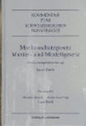 Honsell / Vogt / David | Markenschutzgesetz, Muster- und Modellgesetz | Buch | sack.de