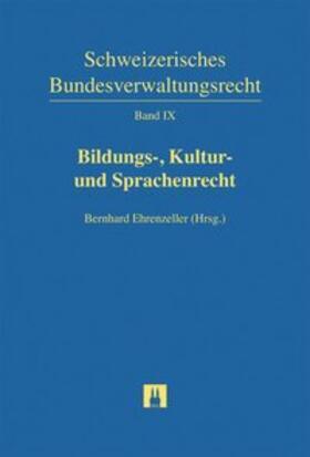 Weber / Borghi / Briel | Bildungs-, Kultur- und Sprachenrecht | Buch | sack.de