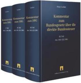 Locher | Kommentar zum Bundesgesetz über die direkte Bundessteuer | Buch | sack.de