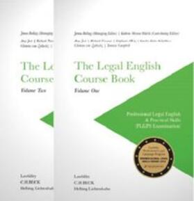 Bollag / Weston Walsh / Jost | The Legal English Course Book Volume One & Volume Two | Buch | Sack Fachmedien