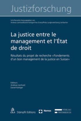 Schwenkel | La justice entre le management et l'État de droit | Buch | sack.de