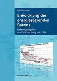Erhorn |  Entwicklung des energiesparenden Bauens. | Buch |  Sack Fachmedien
