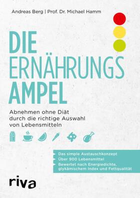 Berg / Hamm | Die Ernährungsampel | Buch | sack.de