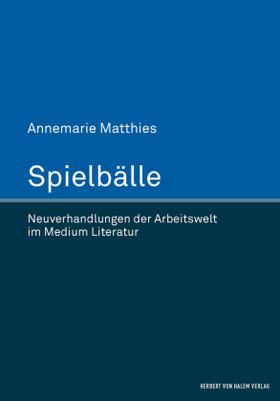 Matthies   Spielbälle   Buch   sack.de