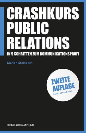 Steinbach | Crashkurs Public Relations | Buch | sack.de