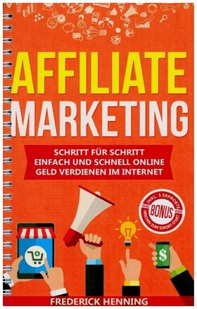 Henning | Affiliate Marketing | Buch | sack.de