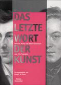 Kruse    'Das letzte Wort der Kunst'   Buch    Sack Fachmedien
