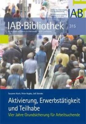 Koch / Kupka / Steinke | Aktivierung, Erwerbstätigkeit und Teilhabe | Buch | sack.de