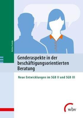 Franzke | Genderaspekte in der beschäftigungsorientierten Beratung | Buch | sack.de
