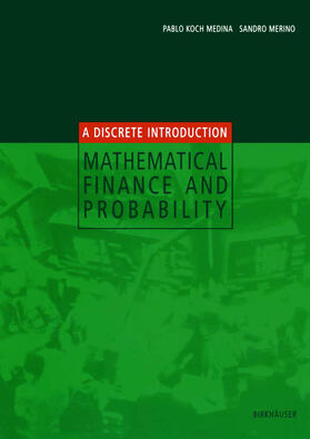 Merino / Koch Medina | Mathematical Finance and Probability | Buch | sack.de