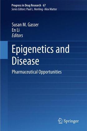 Li / Gasser | Epigenetics and Disease | Buch | sack.de