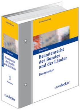 Brockhaus / Eck / Gunkel | Beamtenrecht des Bundes und der Länder | Loseblattwerk | sack.de