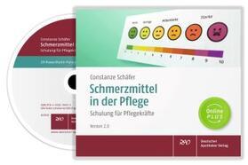 Schäfer | Schmerzmittel in der Pflege, 1 CD-ROM | Sonstiges | sack.de