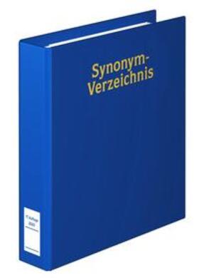 Gebler | Synonym-Verzeichnis | Loseblattwerk | sack.de