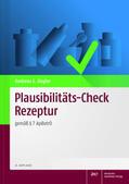 Ziegler    Plausibilitäts-Check Rezeptur   Buch    Sack Fachmedien