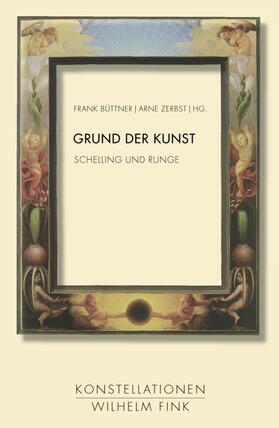 Büttner / Zerbst | Grund der Kunst | Buch | sack.de