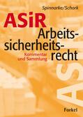 Spinnarke / Schork / Fisi |  Arbeitssicherheitsrecht (ASiR) | Sonstiges |  Sack Fachmedien