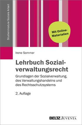 Sommer   Lehrbuch Sozialverwaltungsrecht   Buch   sack.de