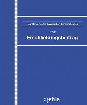 Hesse / Ludyga   Erschließungsbeitrag   Loseblattwerk   sack.de