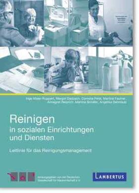 Reinigen in Sozialen Einrichtungen | Buch | sack.de