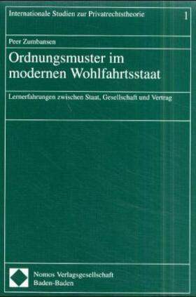 Ordnungsmuster im modernen Wohlfahrtsstaat   Buch   sack.de