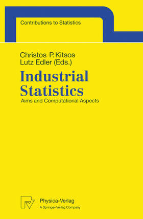 Edler / Kitsos   Industrial Statistics   Buch   sack.de
