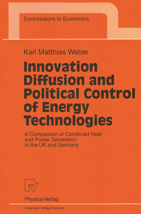 Weber   Innovation Diffusion and Political Control of Energy Technologies   Buch   sack.de
