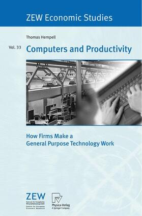 Hempell | Computers and Productivity | Buch | sack.de
