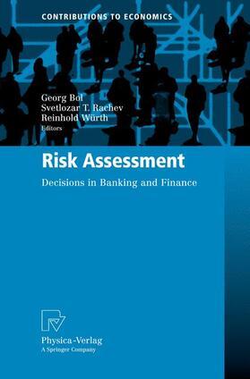 Bol / Würth / Rachev | Risk Assessment | Buch | sack.de