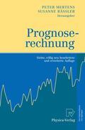 Rässler / Mertens |  Prognoserechnung | Buch |  Sack Fachmedien