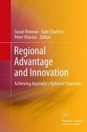 Charters / Kinnear / Vitartas | Regional Advantage and Innovation | Buch | sack.de
