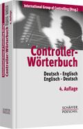 Controller-Wörterbuch, Deutsch-Englisch / Englisch-Deutsch   Sack Fachmedien