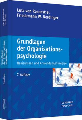 Rosenstiel / Nerdinger | Grundlagen der Organisationspsychologie | Buch | sack.de