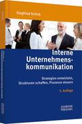 Schick |  Interne Unternehmenskommunikation | Buch |  Sack Fachmedien