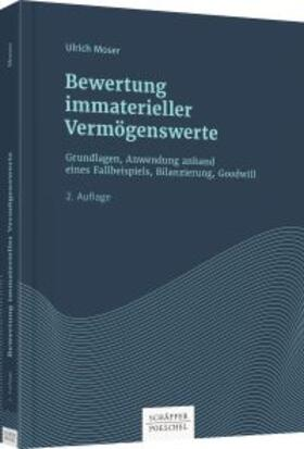 Moser | Bewertung immaterieller Vermögenswerte | Buch | Sack Fachmedien