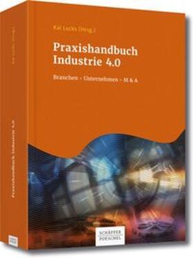 Lucks | Praxishandbuch Industrie 4.0 | Buch | sack.de