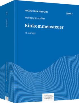 Zenthöfer | Einkommensteuer | Buch | sack.de