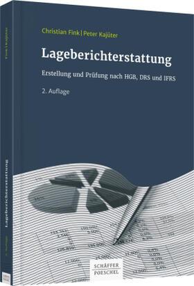 Fink / Kajüter | Lageberichterstattung | Buch | sack.de