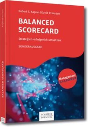 Kaplan / Norton | Balanced Scorecard | Buch | sack.de
