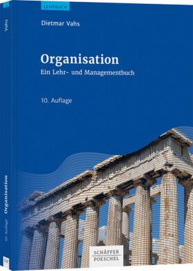 Vahs   Organisation   Buch   sack.de
