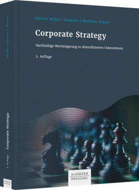 Müller-Stewens / Brauer   Corporate Strategy   Buch   sack.de
